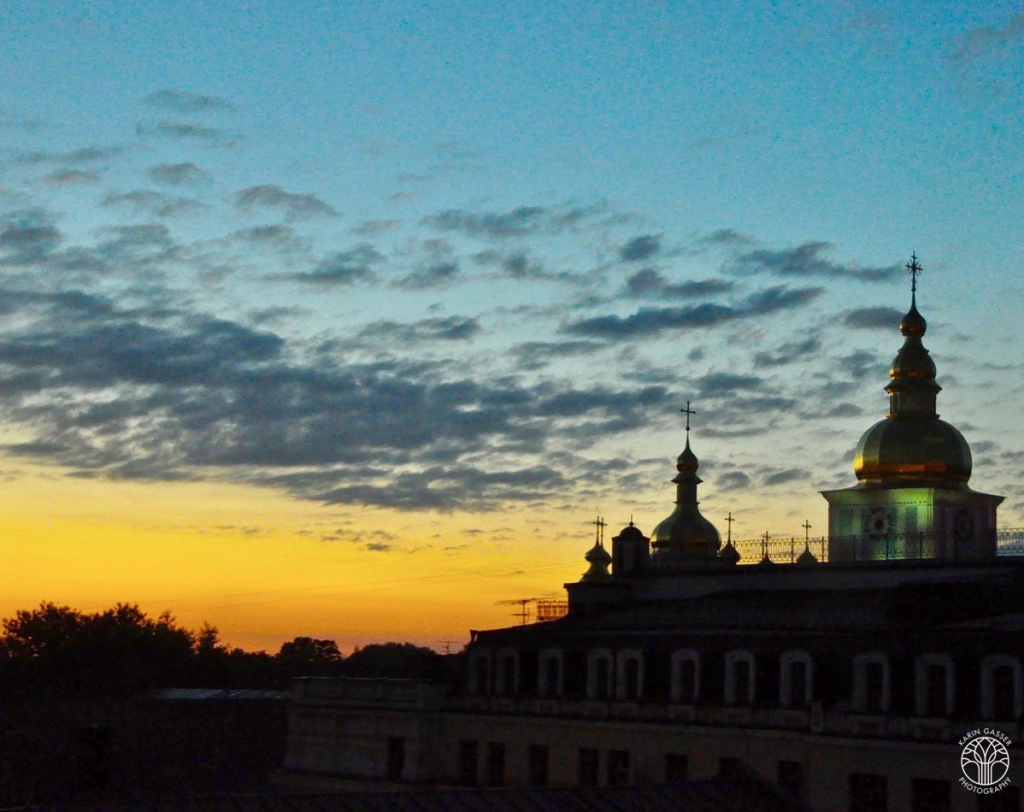 Ukraine Kiev Sonnenuntergang (4577)