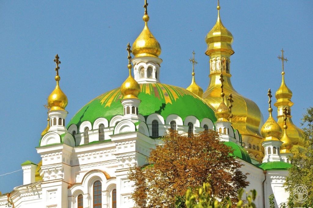 Ukraine Kiev Sophienkathedrale (4589)